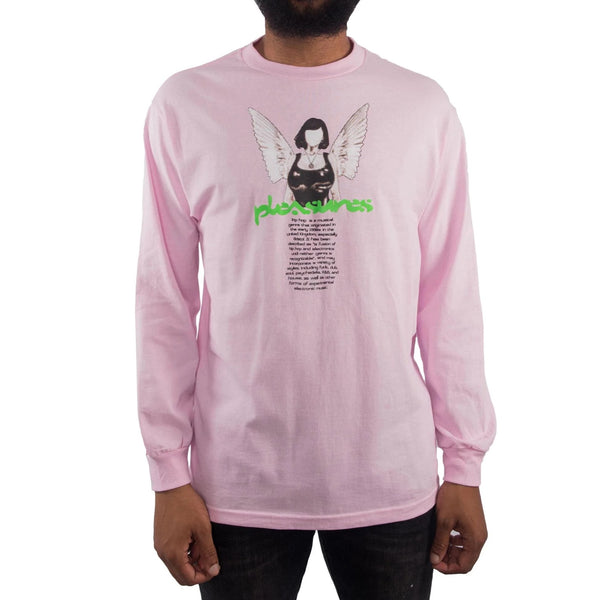 Pleasures HIGHER Long Sleeve T-Shirt