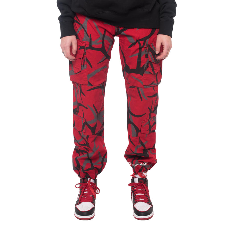 X-girl x MadeMe Baggy Fit Cargo Pants