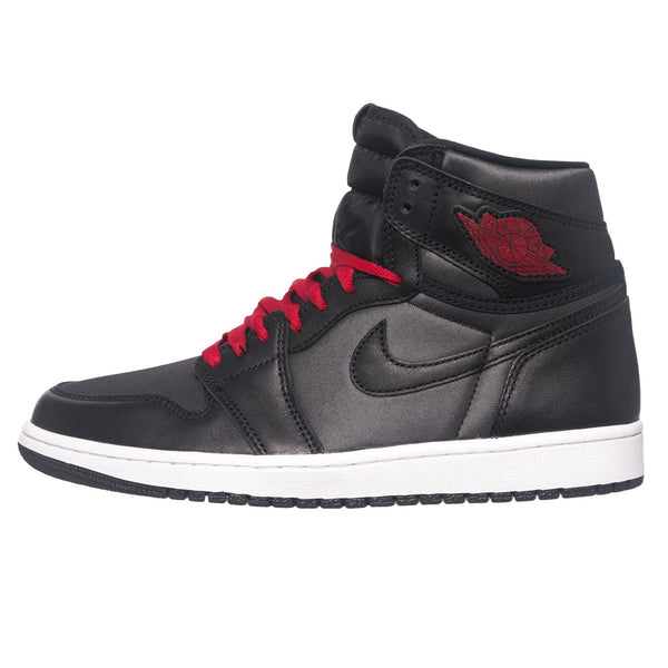 Air Jordan 1 Retro (GS) Satin Black