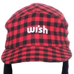 Wish x New Era Trapper Hat
