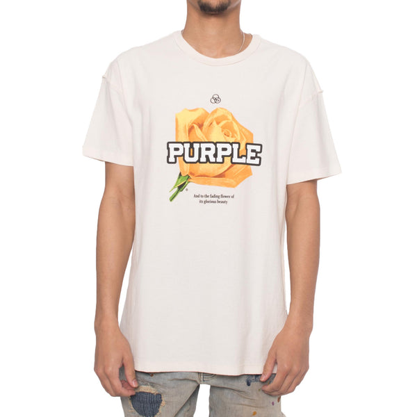 Purple RELAXED FIT Short Sleeve T-Shirt