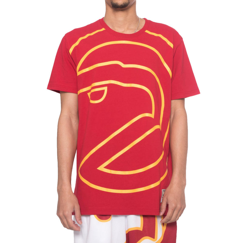 Mitchell & Ness Atlanta Hawks T-Shirt