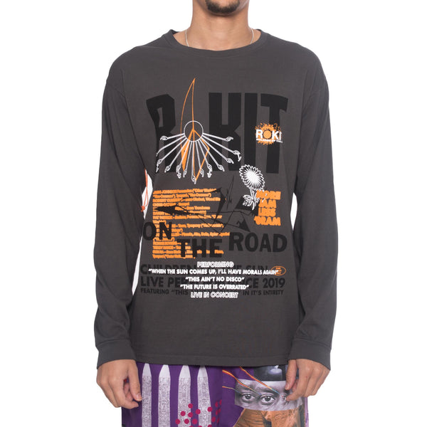 Rokit Tour Long Sleeve T-Shirt