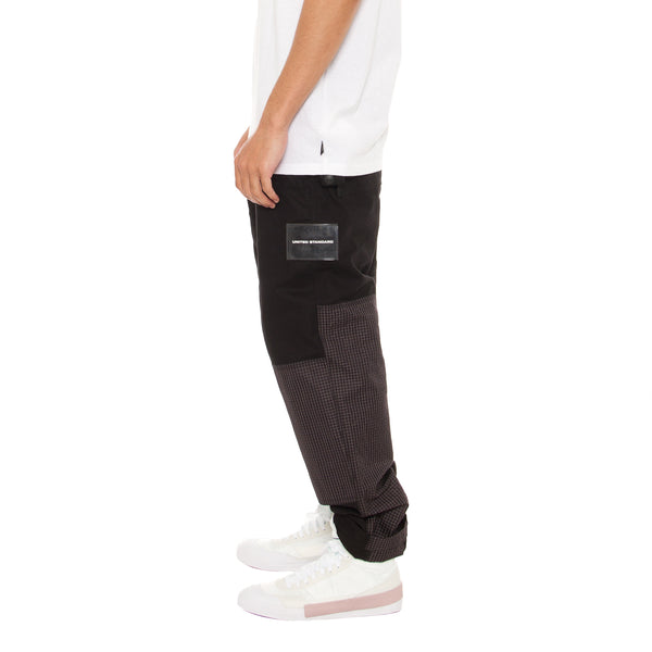 United Standard Black Robot Pants