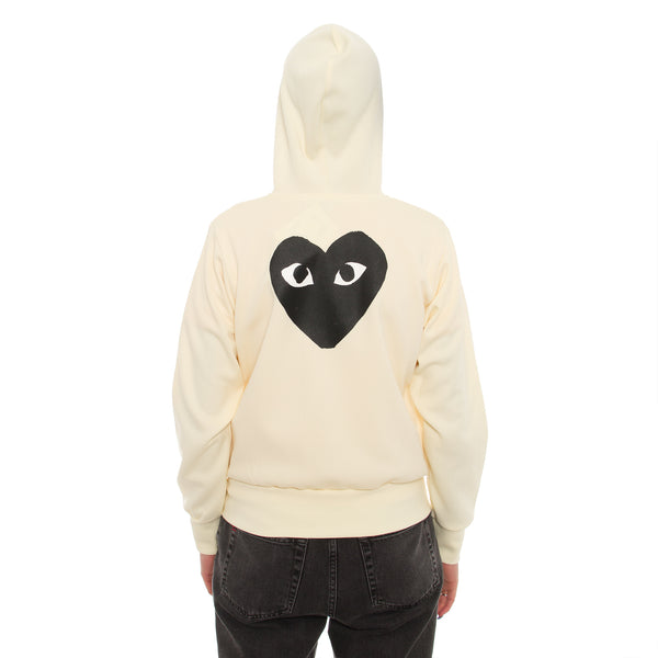 CDG Play Big Heart Sweatshirt