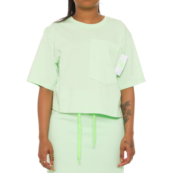 NIKE SPORTSWEAR Short-Sleeve Crop Top