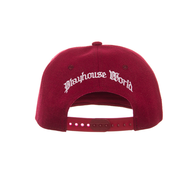 Wish x Playhouse World Morehouse College Snapback