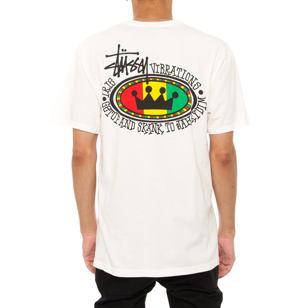 Stussy Deluxe RASTA OVAL PIG DYED