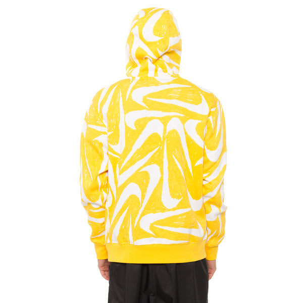 NIKE NSW HAND-DRAWN ALLOVER PRINT HOODIE