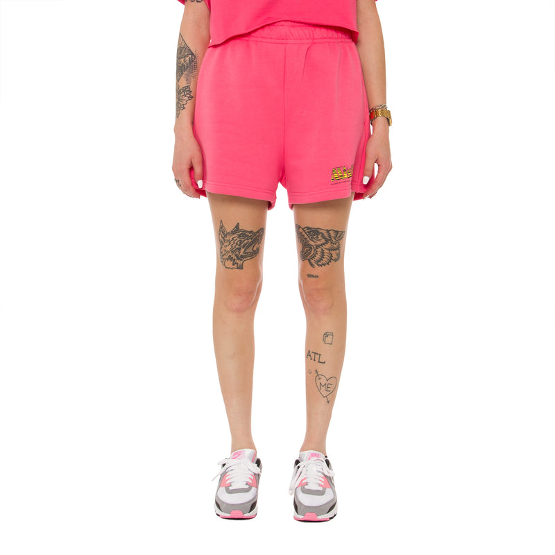 The MBH Hotel & Spa Shorts Pink