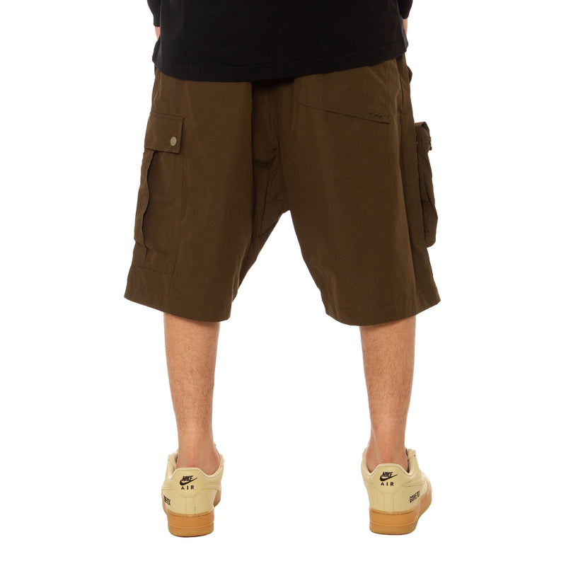 Detachable Pocket Cargo Shorts