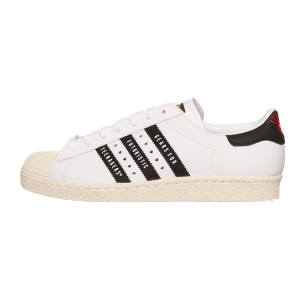 Adidas Consortium x Human Made SuperStar 80s