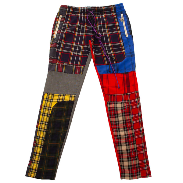 Patchwork Racer Pant by Norwood Chapters