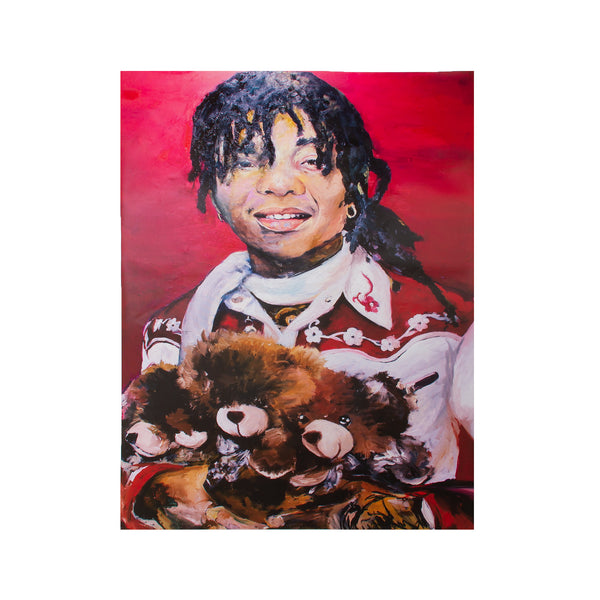 SWAE LEE  POSTER BY MARIELLA ANGELA