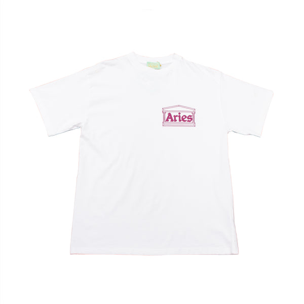 ARIES CLASSIC TEMPLE SS T-SHIRT
