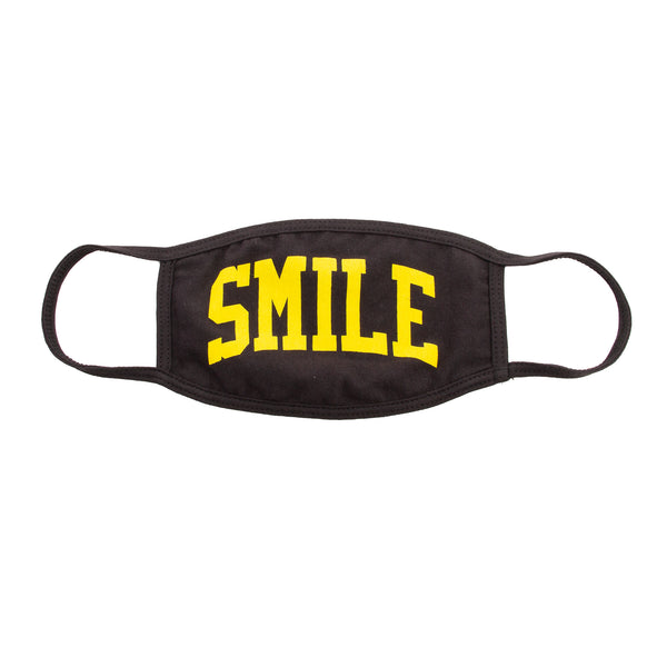 Chinatown Market Smile Face Mask