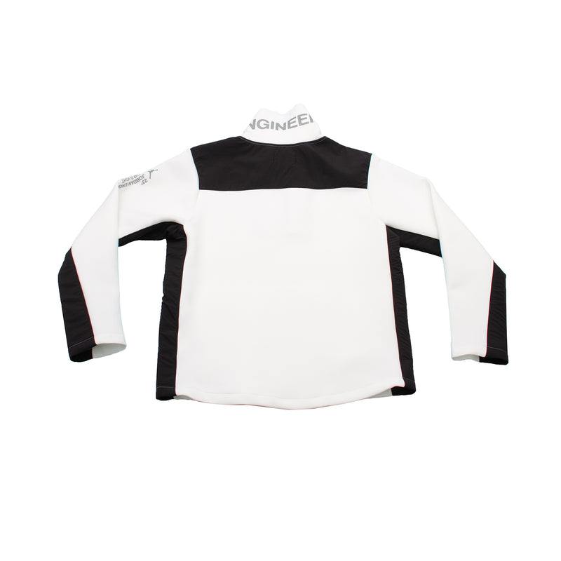 JORDAN FLEECE MOCK NECK PULLOVER
