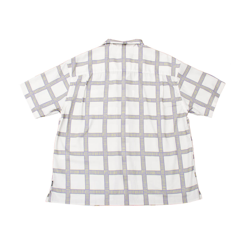 Stussy Drawn Plaid Shirt