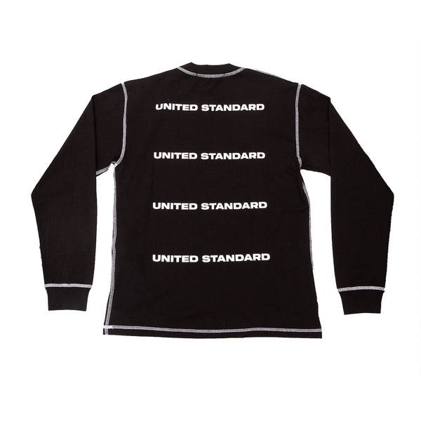 United Standard CARD HOLDER L/S TEE