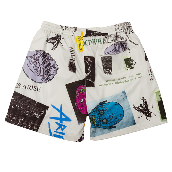Aries Thrasher Board Short