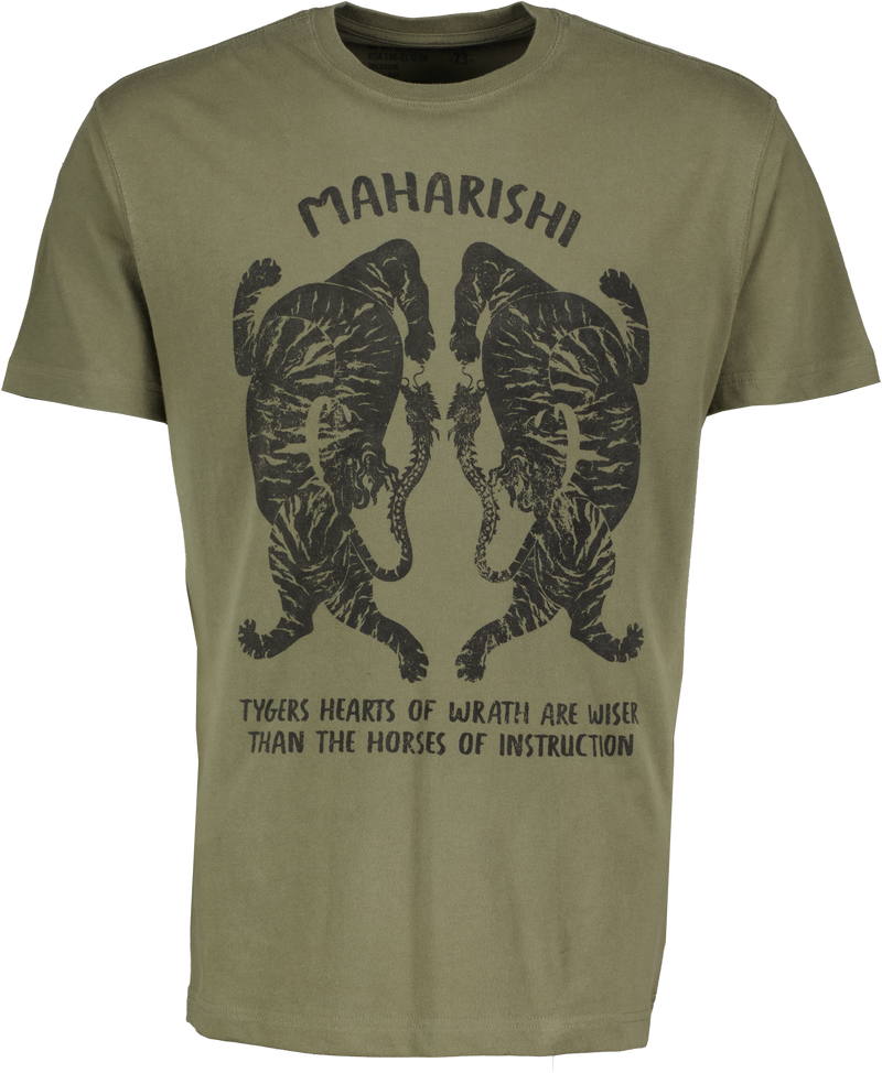 TIGERS OF WRATH T-SHIRT
