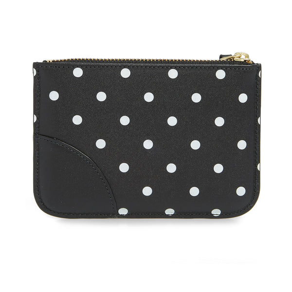 CDG Dots Leather Wallet