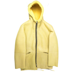 Hooded Shearling