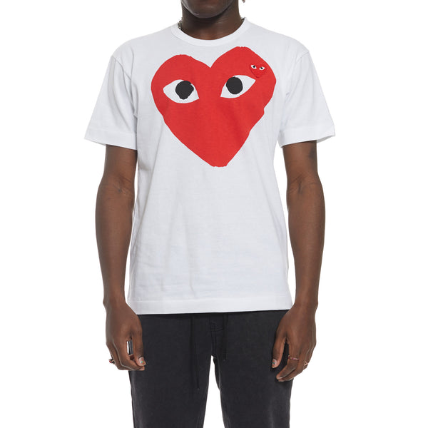 Red Heart Play Tee