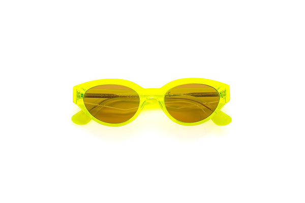 RETROSUPERFUTURE Sunglasses DREW HOT YELLOW