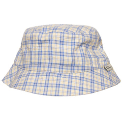 Drole De Monsieur Check Bucket Hat