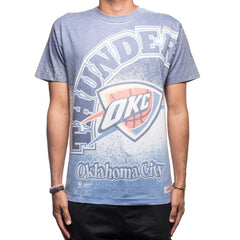 OKC Thunder Come Out Swing Tee