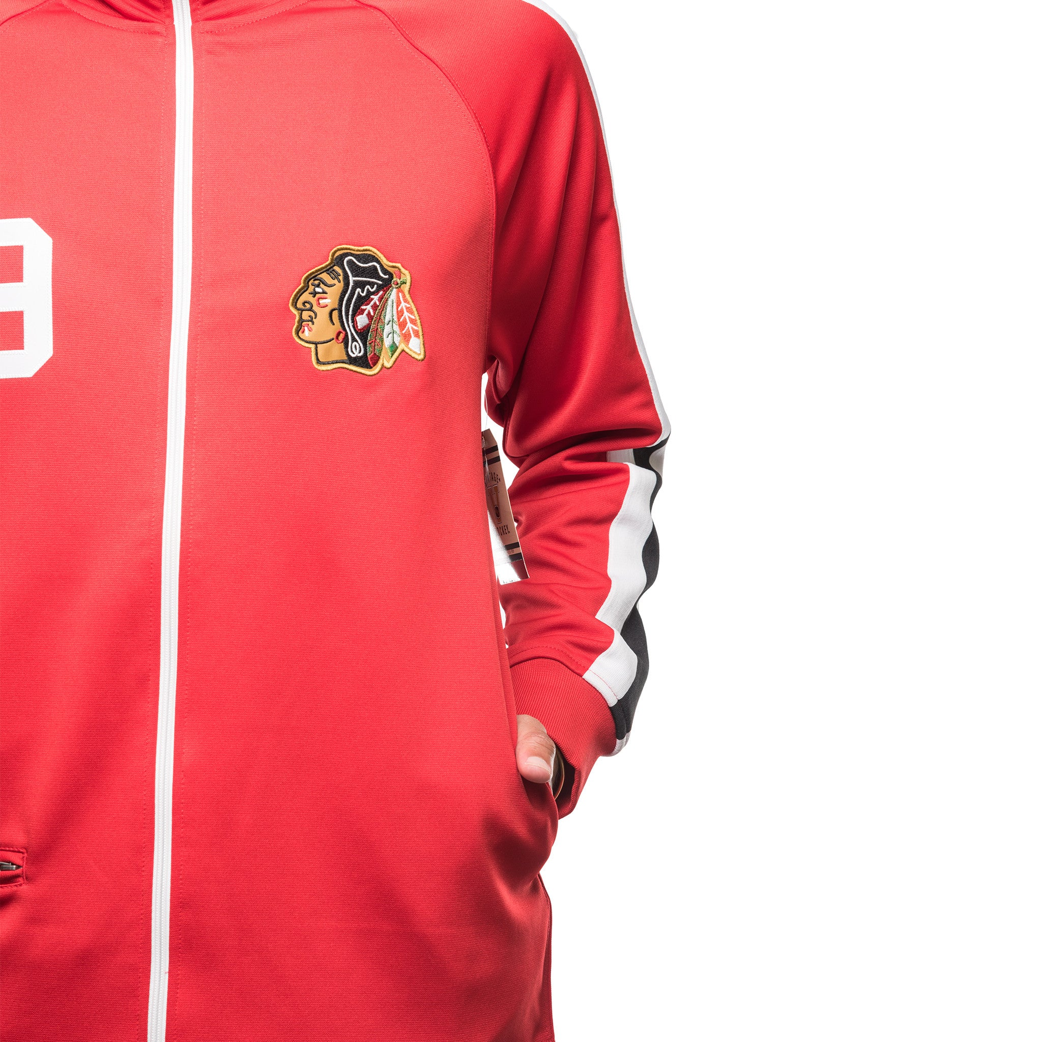 CHI Blackhawks Warm Up JKT