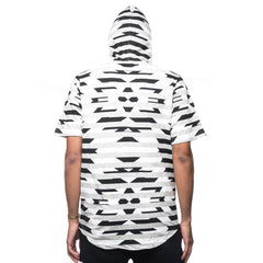 Native Hooded Allover Tee
