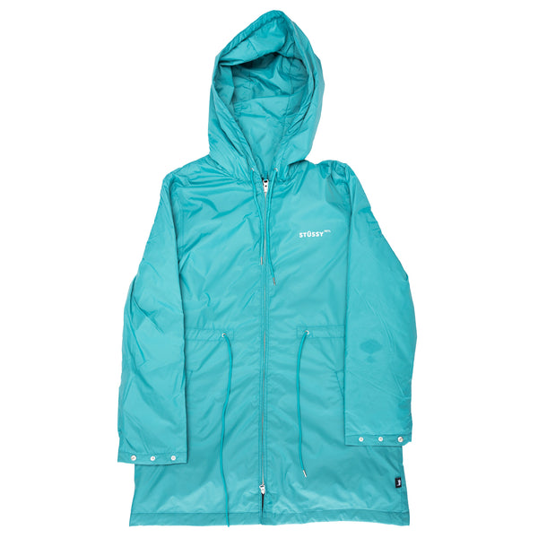 Gloria Long Hooded Coach