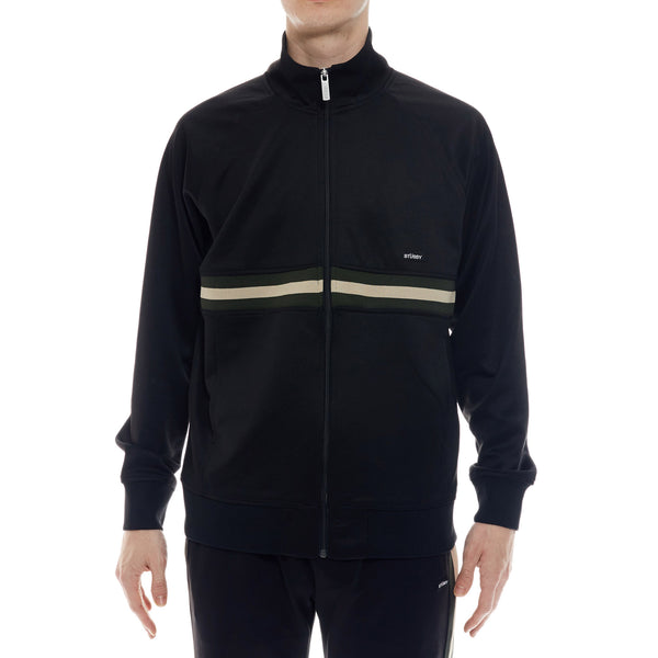 Stripe Rib Track Jacket