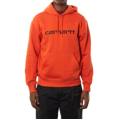 Hooded Carhartt Sweater