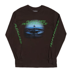Pleasures Performance L/S Tee