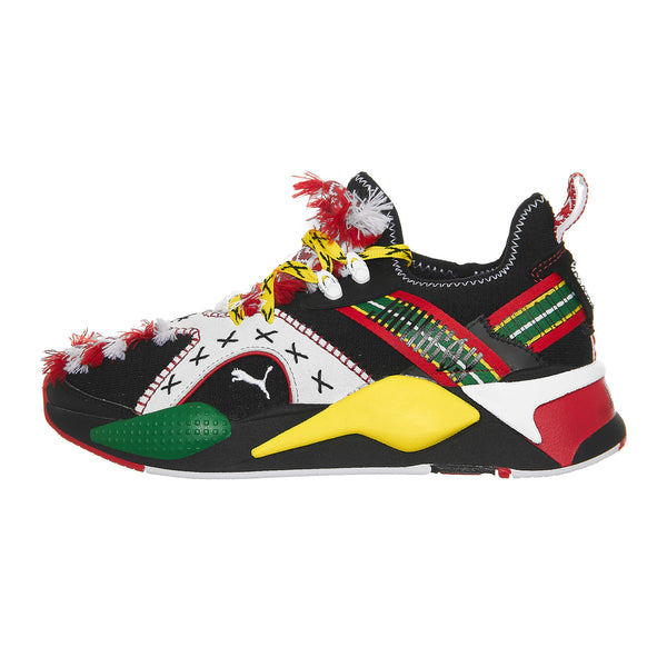PUMA x JAHNKOY RS-X Knit Sneakers