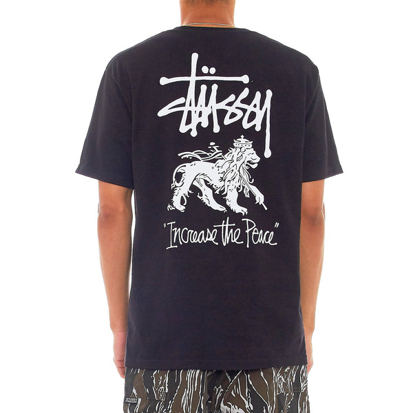 Stussy Deluxe ITP Lion T-Shirt