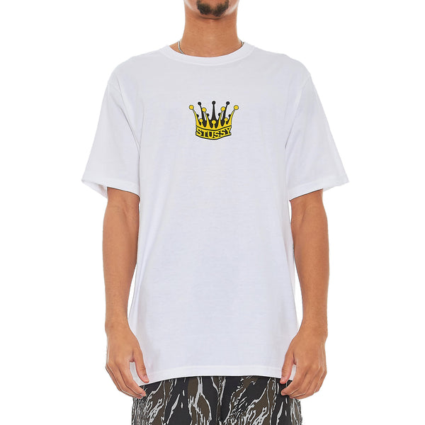Stussy Deluxe Royal Crown T-Shirt
