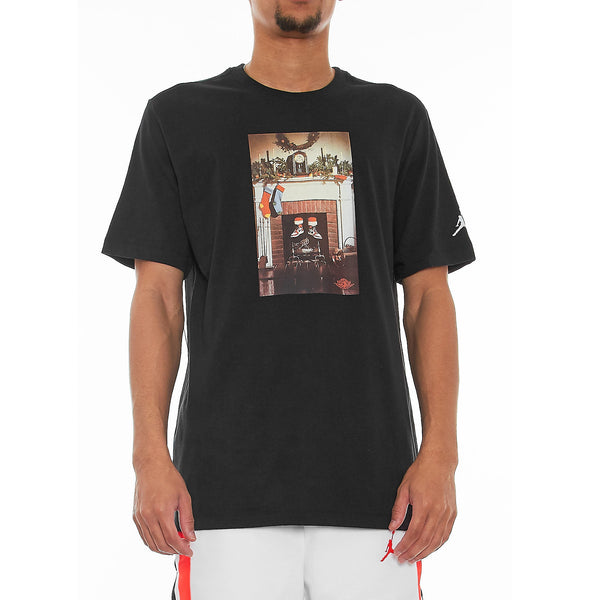 Jordan Air Santa Graphic T-Shirt