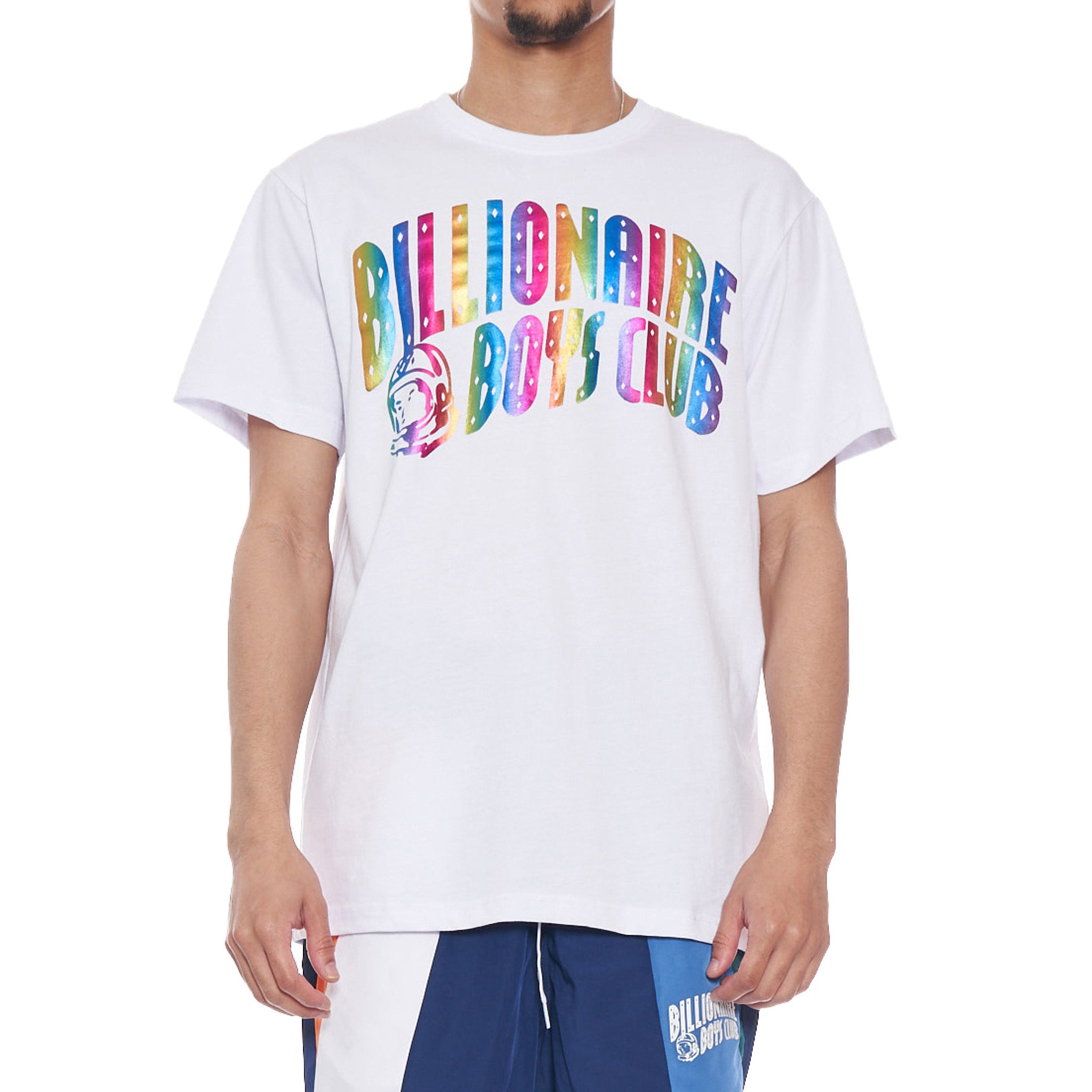 BB FOIL ARCH SS TEE