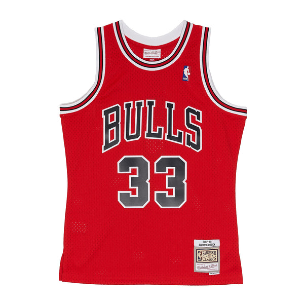 Chicago Bulls Authentic '97-98 #33 Pippen Jersey