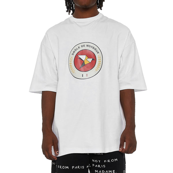 Drole De Monsieur Raven Patch T-Shirt