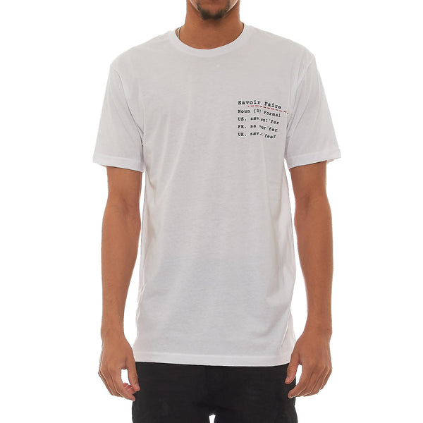 Savoir Definition T-Shirt