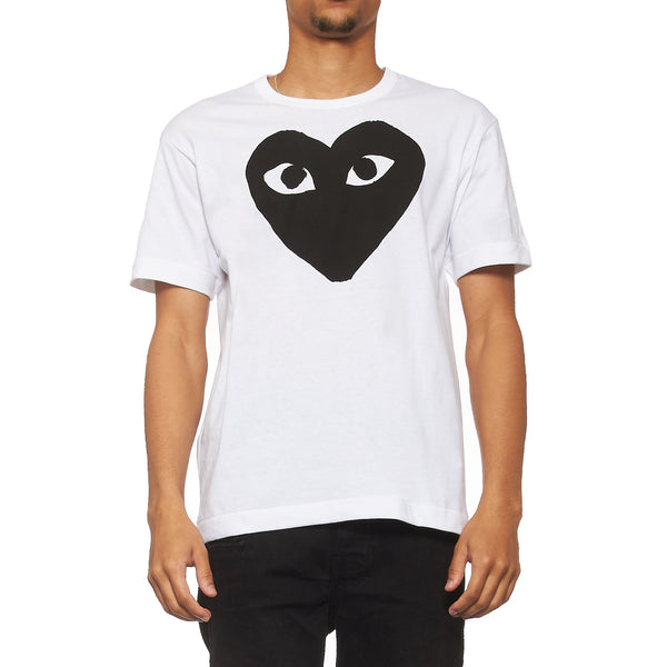 Comme Des Garcons Black Heart Play Tee