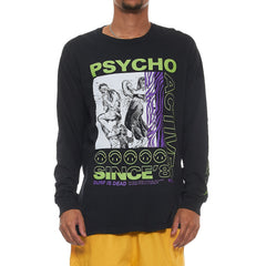 Surf is Dead PSYCHO ACTIVE LS TEE