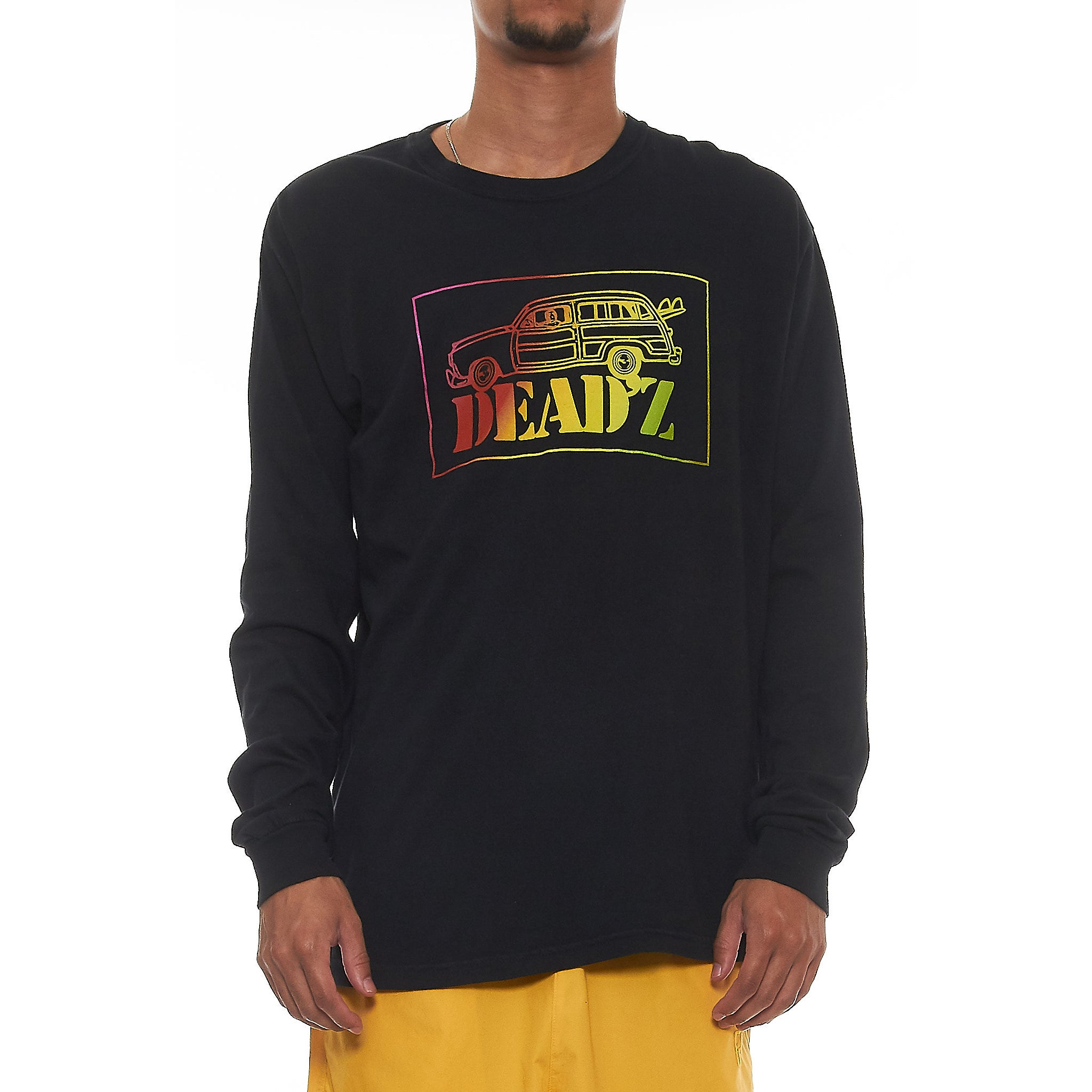 Surf is Dead DEAD'Z Long Sleeve TEE