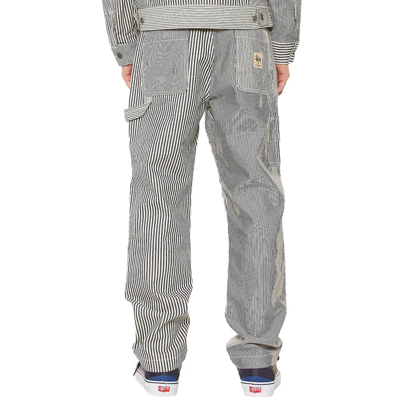 Stussy Deluxe Mixed Stripe Work Pants