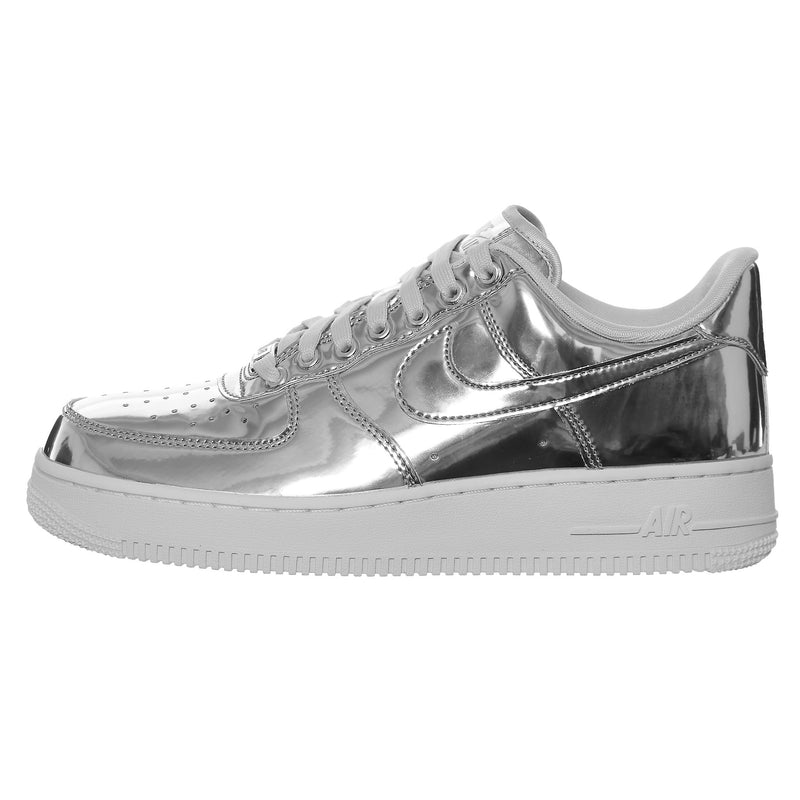 Air Force 1 Low Metallic Chrome